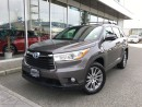 Used 2015 Toyota Highlander HYBRID XLE.Nav.one owner,local for sale in Surrey, BC
