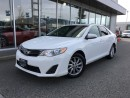 Used 2013 Toyota Camry LE,upgrade,Navi,local,one owner for sale in Surrey, BC