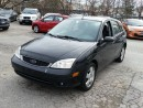 Used 2007 Ford Focus ZX5 SES for sale in Mississauga, ON