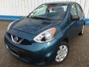 Used 2015 Nissan Micra *AUTOMATIC* for sale in Kitchener, ON