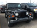 Used 2000 Jeep TJ Sahara for sale in Mississauga, ON