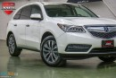 Used 2016 Acura MDX NAVI for sale in Oakville, ON