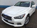 Used 2015 Infiniti Q50 AWD *NAVIGATION* for sale in Kitchener, ON