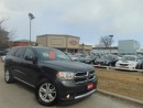 Used 2011 Dodge Durango 7PSNGR-DUAL DVD for sale in Scarborough, ON