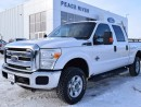 Used 2014 Ford F-350 XLT 4x4 SD Crew Cab 6.75 ft. box 156 in. WB SRW for sale in Peace River, AB