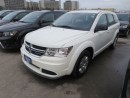 Used 2011 Dodge Journey Canada Value Package - Low kms  Bluetooth  Winter for sale in London, ON