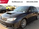 Used 2012 Subaru WRX STI Navigation, Blow off valve, for sale in Edmonton, AB
