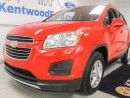 Used 2016 Chevrolet Trax An adventure on wheels for sale in Edmonton, AB