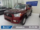 Used 2012 Toyota 4Runner LEATHER, SUNROOF, BACKUP CAMERA. for sale in Edmonton, AB