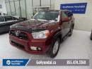 Used 2012 Toyota 4Runner SR5  for sale in Edmonton, AB