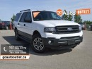 Used 2016 Ford Expedition Max SSV for sale in Edmonton, AB