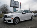 Used 2014 Mercedes-Benz C 300 4MATIC | NAVIGATION for sale in Cambridge, ON