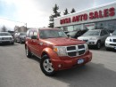 Used 2008 Dodge Nitro 4X4 AUTO SUNROOF TOW PAC ALLOY A/C SAFETY PW PL PM for sale in Oakville, ON