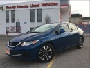 Used 2013 Honda Civic EX | Low Kms | Sunroof | Alloys | R.Cam for sale in Mississauga, ON
