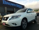 Used 2015 Nissan Pathfinder Platinum for sale in Surrey, BC