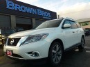 Used 2015 Nissan Pathfinder Platinum, NAVIGATION, LEATHER, ROOF, FINANCING for sale in Surrey, BC