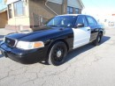 Used 2011 Ford Crown Victoria P71 Police Interceptor 4.6L V8 160,000KMs for sale in Etobicoke, ON