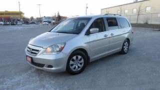 Used 2007 Honda Odyssey Low km, 3 years warranty available for sale in North York, ON