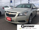 Used 2014 Chevrolet Cruze LT| BLUETOOTH| CRUISE CONTROLS| A/C| for sale in Brampton, ON