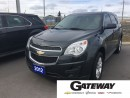 Used 2012 Chevrolet Equinox LS| BLUETOOTH| CRUISE CONTROL| A/C| 78,634KMS for sale in Brampton, ON