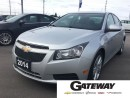 Used 2014 Chevrolet Cruze Diesel ECO !!! CLEAN CAR-PROOF ACCIDENT FREE for sale in Brampton, ON