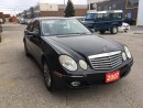 Used 2007 Mercedes-Benz E-Class 3.0L for sale in North York, ON
