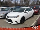 Used 2014 Toyota Corolla LE SERVICE HISTORY for sale in Burlington, ON