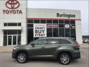 Used 2014 Toyota Highlander XLENAVIGATION for sale in Burlington, ON