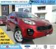 Used 2017 Kia Sportage JUST ARRIVED | AWD | BLUETOOTH | for sale in Brantford, ON