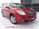 Used 2007 Pontiac VIBE  4D HATCHBACK for sale in Calgary, AB