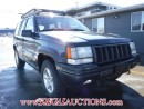 Used 1998 Jeep GRAND CHEROKEE  4D UTILITY 4WD 5.9L for sale in Calgary, AB