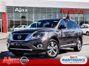 Used 2016 Nissan Pathfinder Platinum*DVD*Loaded* for sale in Ajax, ON