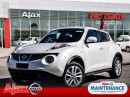 Used 2013 Nissan Juke SV*One Owner*Pearl White* for sale in Ajax, ON