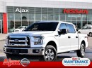 Used 2015 Ford F-150 XLT*Supercrew*4WD* for sale in Ajax, ON