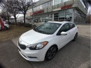 Used 2016 Kia Forte SX LUX, Navigation for sale in Mississauga, ON