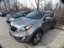 Used 2016 Kia Sportage EX Lux, Panoramic Roof for sale in Mississauga, ON