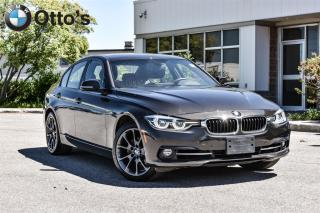 Used 2016 BMW 328i xDrive Sedan (8E37) for sale in Ottawa, ON