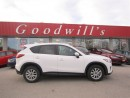 Used 2016 Mazda CX-5 GS! SUNROOF! for sale in Aylmer, ON