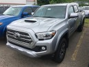 New 2017 Toyota TACOMA 4X4 DOUBLECAB V6 6A TRD SPORT PACKAGE for sale in Kentville, NS
