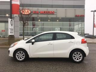 Used 2013 Kia Rio LX+ for sale in Barrie, ON