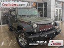 Used 2015 Jeep Wrangler Unlimited Rubicon|Navigation for sale in Edmonton, AB