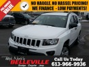 Used 2016 Jeep Compass Sport-a/c-abs Brakes and Traction Control for sale in Belleville, ON
