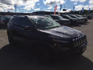 Used 2016 Jeep Cherokee for sale in Owen Sound, ON