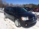 Used 2016 Dodge Grand Caravan crew~7 passenger seating~rear climate control~pwr for sale in Owen Sound, ON