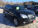 Used 2013 Chevrolet Equinox LT AWD~backup camera~BT~heated seats~remote start~ for sale in Owen Sound, ON