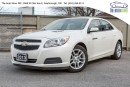 Used 2013 Chevrolet Malibu Leather | Sunroof | for sale in Caledon, ON