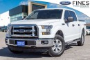 Used 2015 Ford F-150 XLT - CREWCAB/4X4/1 OWNER! for sale in Bolton, ON
