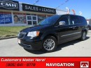 Used 2014 Chrysler Town & Country Touring-L   NAVIGATION, DVD, STOW, PWR SLIDING DOORS! for sale in St Catharines, ON