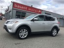 Used 2013 Toyota RAV4 Limited, Nav, Backup Camera, Sunroof, Heated Seats for sale in Surrey, BC