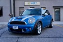 Used 2012 MINI Cooper S HEATED SEATS, PANORAMIC SUNROOF, BLUETOOTH for sale in Burlington, ON
